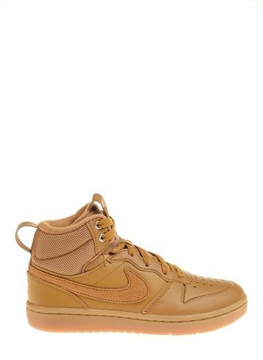 Nike Spor Ayakkabı Bej